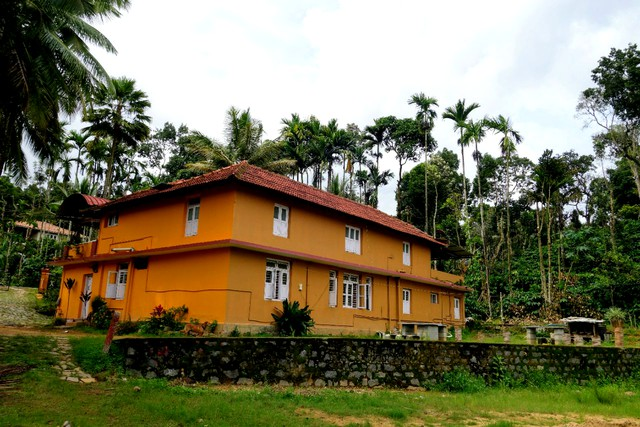 Room1: Coorg Homestay