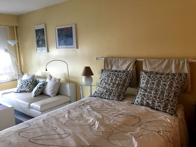 b'Sunny and Spacious Appartment, 44 sqm, Great View, Wifi, Tv,'