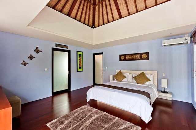 3-bedroom modern and private villa