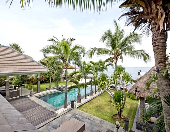 Beach Front Ocean View Luxury Villa