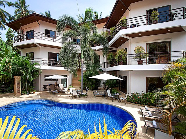 Wan Hyud Villa No.101 | 1 Bed Apartment in Koh Samui