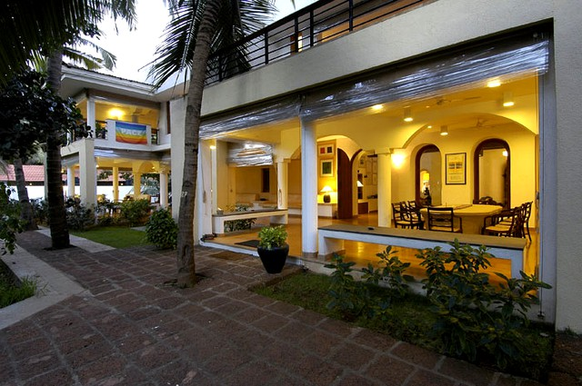 A Stunning 5 Bedroom Villa Home in Candolim