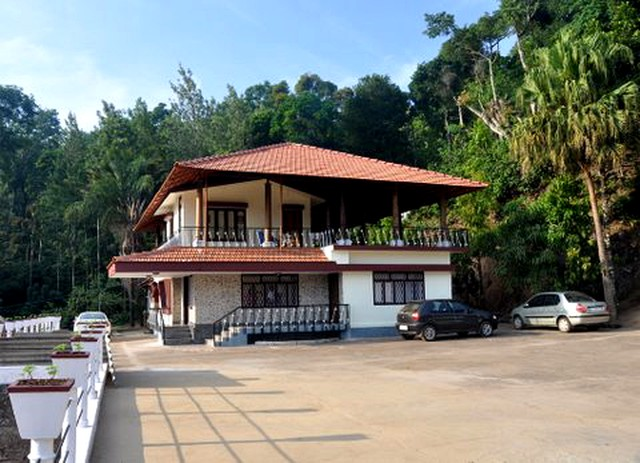 Room stay in the middle of coffee plantation homestay