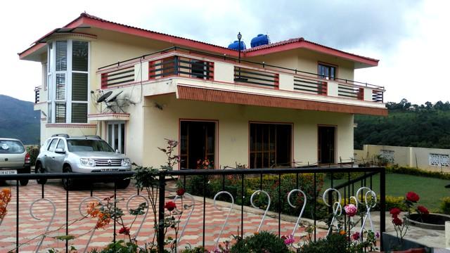 Suite room accommodation in Coonoor