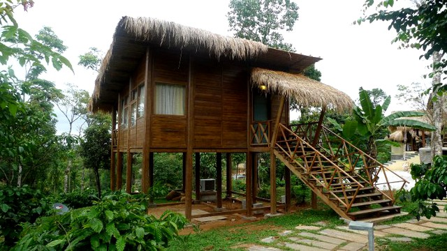 Non AC Cottage stay in a resort at Sakleshpur
