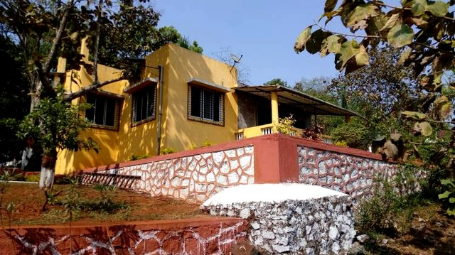 2 BHK Farm House Bungalow in Karjat - Your home away from home.
