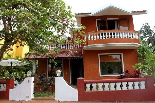 Goan Paradise Villa with pool