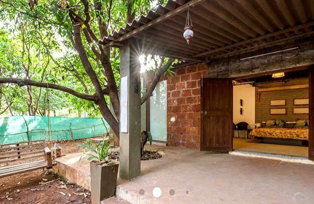 CRAZY SHACK BY THE RIVER IN KARJAT