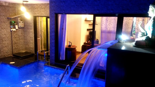 Indoor Private Plunge Pool (NEW PROPERTY ) -  4 Bedroom Luxurious Villa