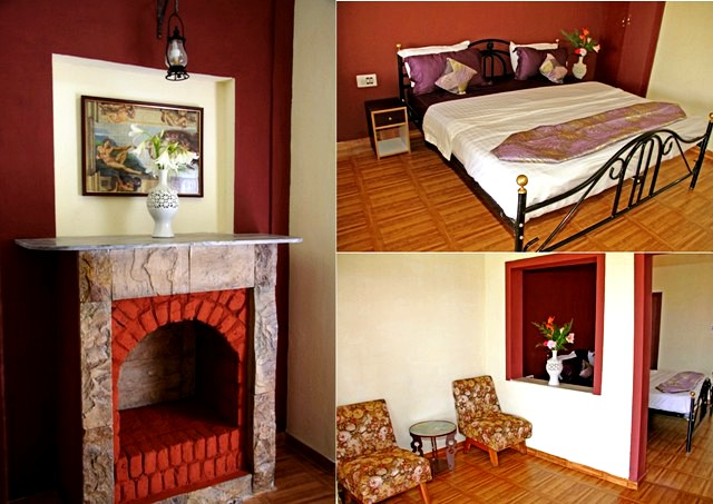 Hill View Suite accommodation - El Divino Holiday Homes