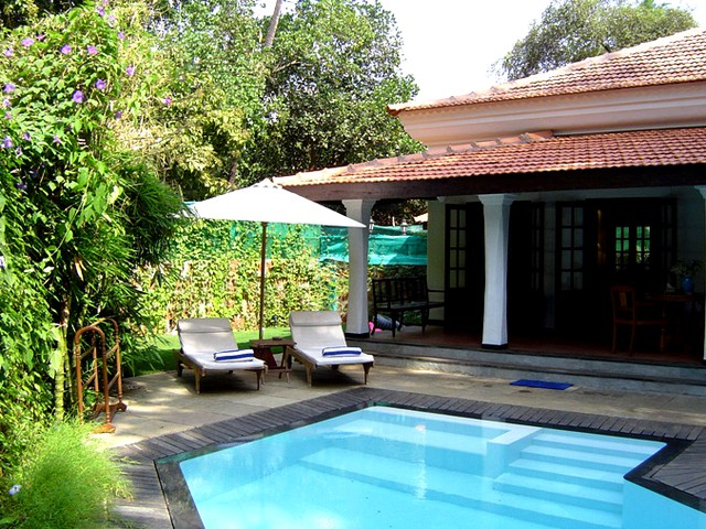 A stunning luxurious villa in Candolim