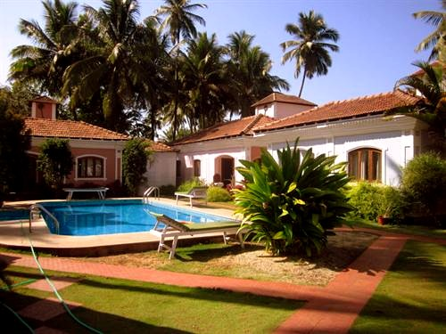 2 Bedroom Bungalow in Anjuna, Goa