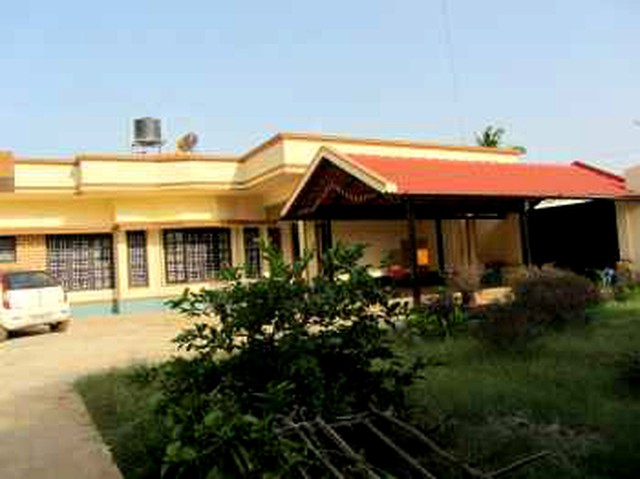 Room stay in private villa at chikmaglur
