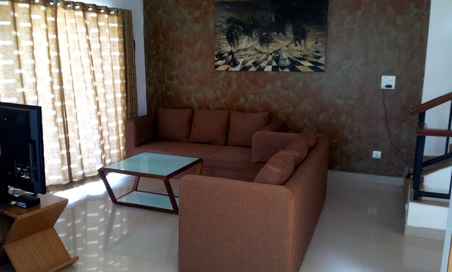Luxury Villa for short/long term rent in Anjuna - one of the happening parts of North Goa