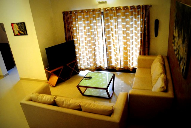 Luxury Villa for short/long term rent in Anjuna