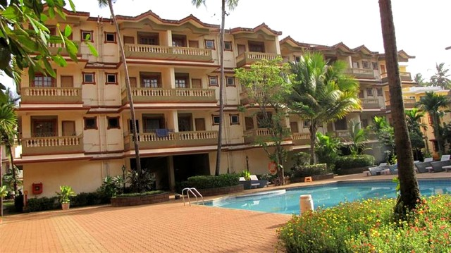 2BR Apartment Near the Beach at Candolim, Goa!!