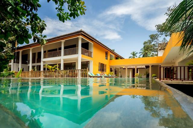 A luxury 5 bed fully staffed Villa at Matara