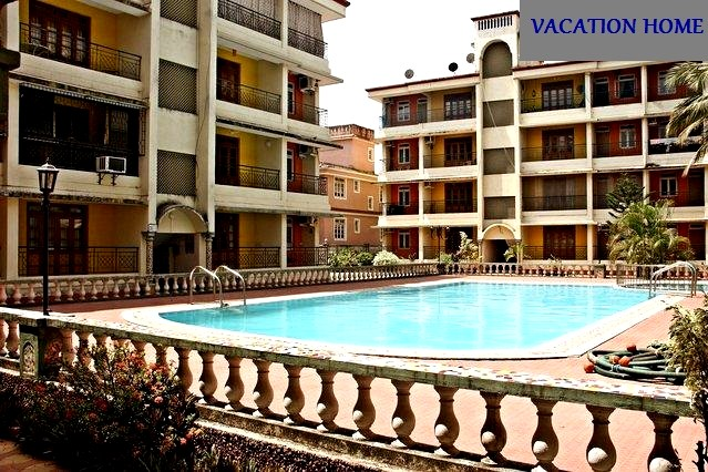 Ground Floor 2 BHK Apartment