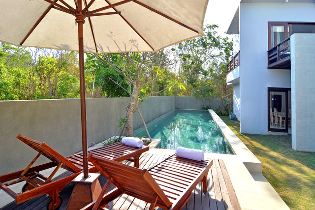 2 Bedrooms Villa With Private Pool stay - Scene Estate Villa