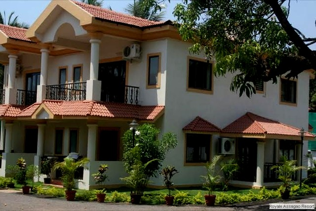 2 Bedroom Cozy Villa in Assagaon, Goa!!
