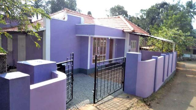 2 Bedroom Villa in Kottayam