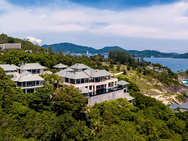 Baan Paa Talee Estate - an elite haven
