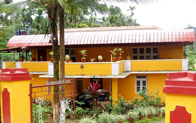 Room 3 in a Coorg Homestay