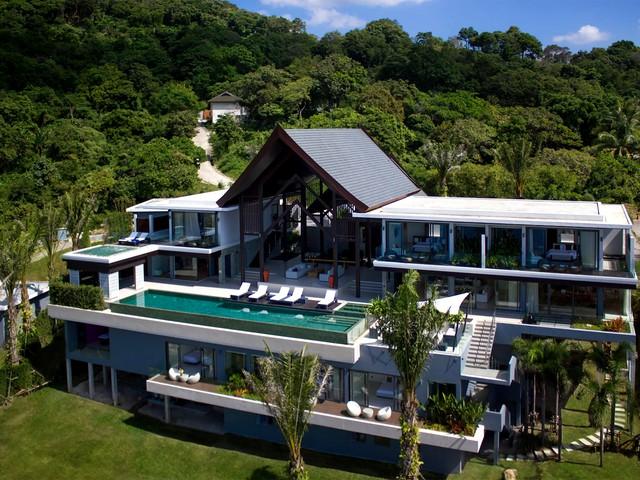 Villa Saan - an elite haven