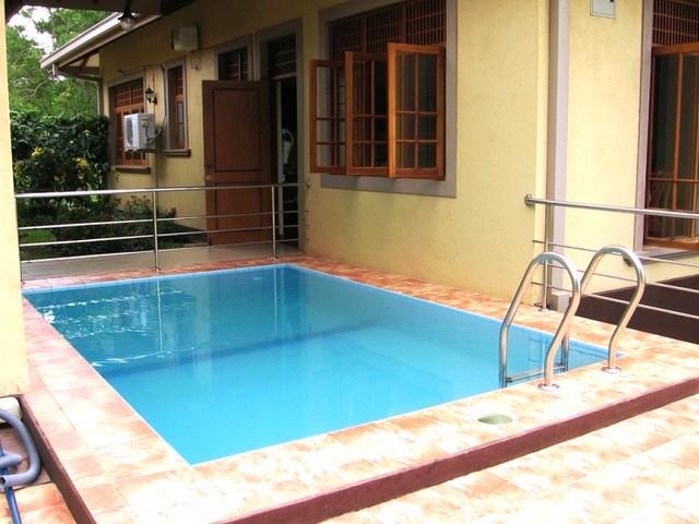 Deluxe Triple Room with 6 Hour Yala Safari  - Lake View Bungalow Yala