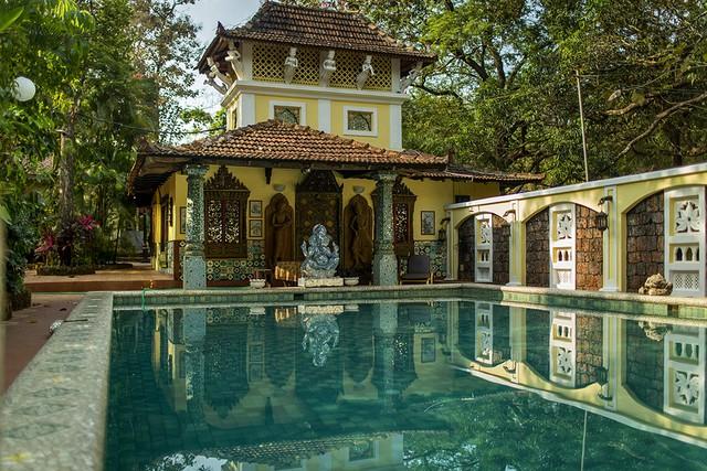 Luxury Private Pool Holiday Villa