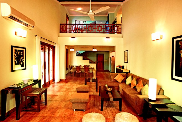 4 BHK Pool Villa Stay