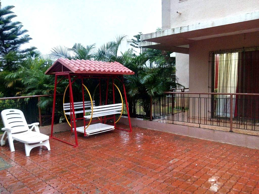 Jannat villa with swimming pool in lonavala ac 5 bhk bungalow on rent tripvillas holiday rentals for Lonavala bungalows with swimming pool for rent