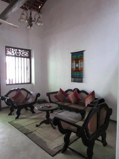 Old Dutch Colonial Villa Type House Inside Galle Fort Tripvillas Holiday Rentals
