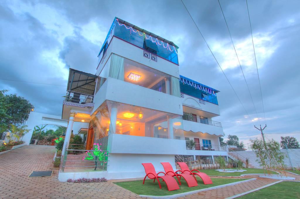 Luxury Resort Nestled In Yelagiri Hills Tripvillas Holiday Rentals